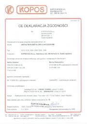 Deklaracja zgodności