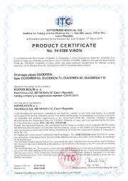 Certificate ITC