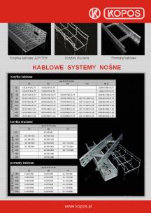 Kablowe systemy nośne