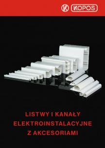 Listwy i kanały elektroinstalacyjne z akcesoriami