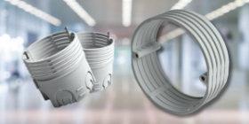 NR 5X5_ZB ramka nastawna dla puszek elektroinstalacyjnych