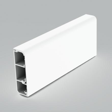 LP 80X25 HD - lišta podlahová