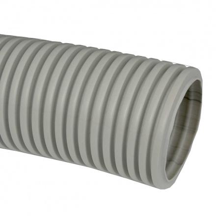 KF 09110 SKA - KOPOFLEX® - bezhalogenová samozhášivá ohebná dvouplášťová chránička (světle šedá)