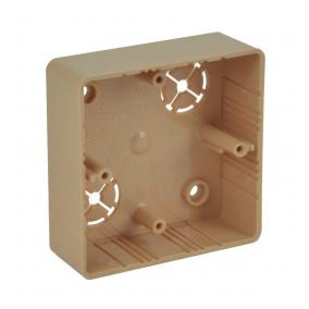 LK 80X28R/1 I1 - krabice přístrojová (imitace)