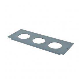 PP 80/3 LB - podložka přístrojová