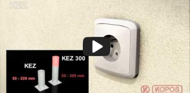 Embedded thumbnail for Instrukcja montażu puszki elektroinstalacyjnej do systemów docieplających - KEZ