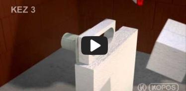 Embedded thumbnail for Instrukcja montażu wielokrotnej puszki elektroinstalacyjnej do systemów docieplających - KEZ-3