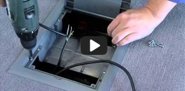 Embedded thumbnail for Instrukcja montażu puszki KOPOBOX do betonu i podwójnych podłóg
