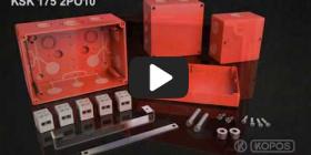 Embedded thumbnail for Instrukcja montażu puszki KSK 175 PO zachowującej funkcjonalność w przypadku pożaru