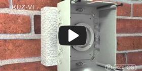 Embedded thumbnail for Instrukcja montażu puszki uniwersalnej do dociepleń, z wieczkiem - KUZ-VI