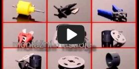 Embedded thumbnail for Materiały mocujące